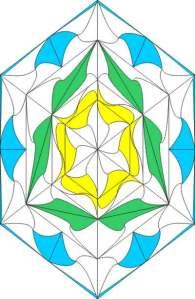 Gigi Mandala 9 Oval
