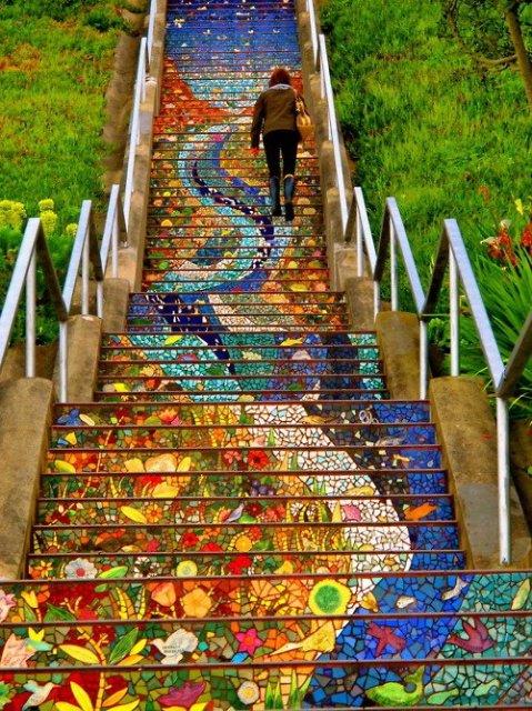 BarrCrutcherStaircase Tile Staircase